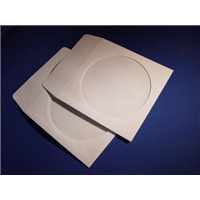 CD/DVD Empty White Paper Slv