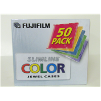 CD/DVD Empty Color Slim Case