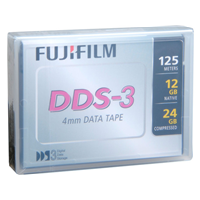 4mm DDS3 125M 12/24gb*While Supplies Last