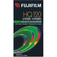 T-120 VHS in Sleeve