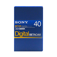 Digital Betacam 40 Small