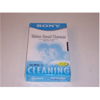 VHS-SVHS Dry Head Cleaning Tape#T-25CLD