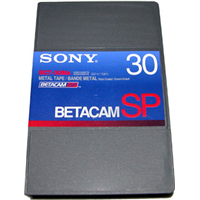 Betacam SP 30 Small