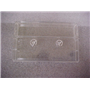 Clear Audio Cassette Box  Hard