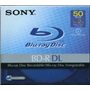 Blu-ray 50gb DVD Jewel Case 2X