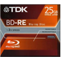 DVD 25gb Blu-Ray RW in Case 2X
