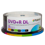 DVD+R8.5gb Double Layer 25pk 8X