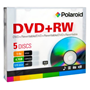 DVD+RW4.7 Rewritable Slim Case