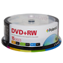 DVD+RW4.7 Rewritable 15pk 4X