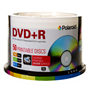 DVD+R4.7 Silver Thermal Hub Printable 50pk 16X