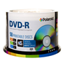 DVD-R4.7 White Thermal Hub Printable 50pk 16X