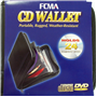 CD/DVD Empty Wallet Holds 24