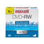 DVD-RW4.7gb RW Slim Case(100 Discs) 2X
