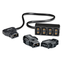 4-Way PC Power Connector PC-MF4 Small Picture