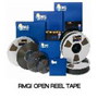 1 x 2500 on 10.5in. Metal Reel