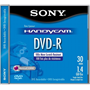 DVD-R 1.4 Mini 30min. Camcorde