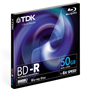 Blu-ray 50gb DVD Jewel Case 4X