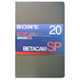 Betacam SP 20 Small