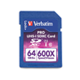 Secure Digital Pro 64gb UHS-1 Class10 Card