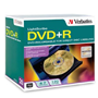 DVD+R4.7 LIGHTSCRIBE in Case