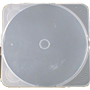 CDR/DVD Empty Trim Pak Clear Case