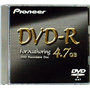 DVD-R4.7 Authoring Branded Cas